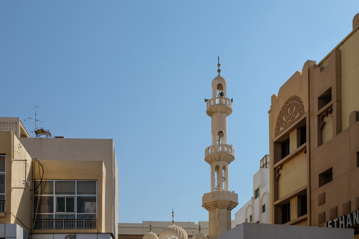 A Mosque in Bur Dubai